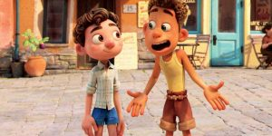 "Pixar presentó el primer trailer de ""Luca"""