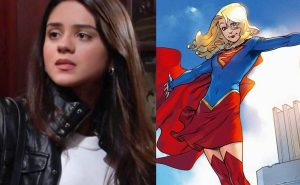 "Sacha Calle será Supergirl en ""The Flash"""
