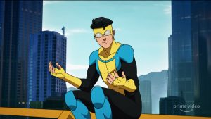 "Amazon Prime ha renovado por dos temporadas más ""Invincible"""