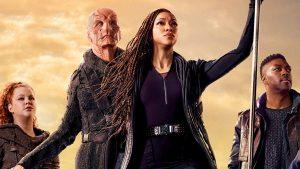 Adelanto de Star Trek: Discovery nos muestra un poco el futuro de la Federación
