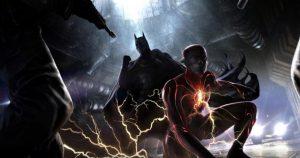 """El multiverso se hace presente en el teaser de """"The Flash"""""""
