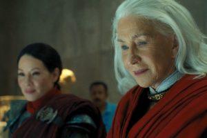 El primer vistazo a Helen Mirren y Lucy Liu en el teaser de Shazam! Fury of the Gods