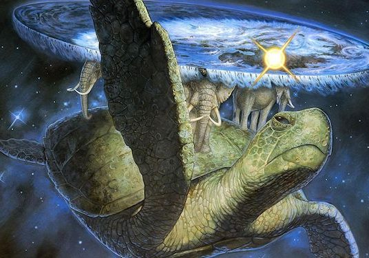 Terry-Pratchett-Discworld